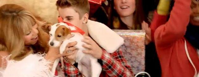 Świąteczny klip Justina Biebera i Mariah Carey [VIDEO]