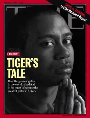 Tiger Woods ma nieślubne dziecko?