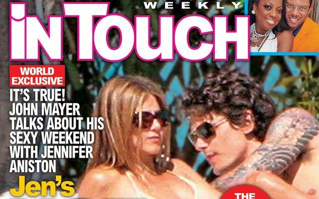 Aniston odrzuciła oświadczyny Mayera!