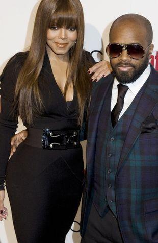Janet Jackson i Jermaine Dupri rozstali się