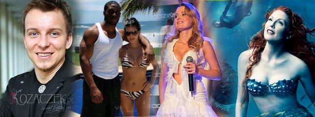 Britney w bikini, piersi Joanny Liszowskiej