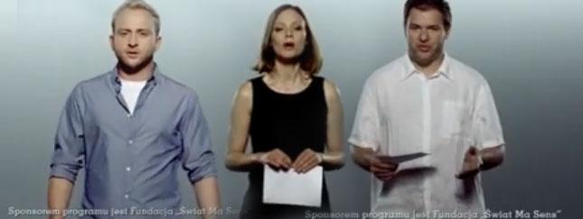 Szyc: Nie pękamy, głosujemy! (VIDEO)