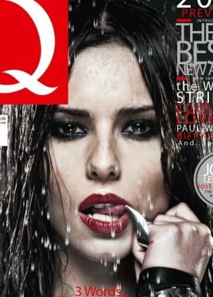 Cheryl Cole w  gotyckim stylu (FOTO)