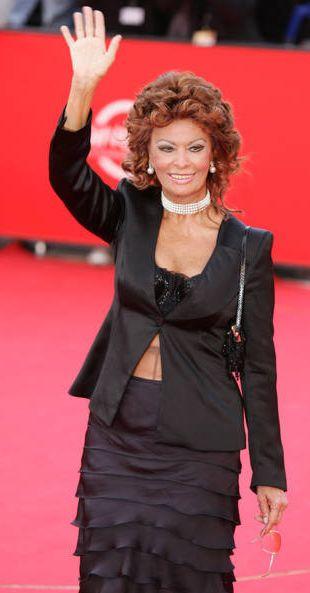Sophia Loren gra swoją matkę