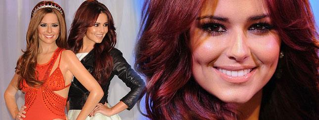 Która Cheryl Cole jest z wosku? (FOTO)