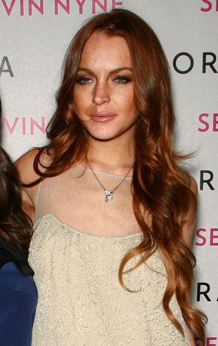 Lindsay Lohan w ciąży - chce usunąć!