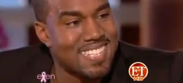 Kanye West ma diamentowe zęby! (FOTO)