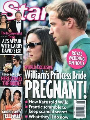 Czy Kate Middleton jest w ciąży?