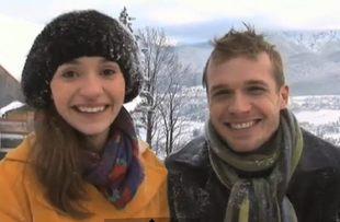 Joanna Osyda i Tomasz Ciachorowski - bohaterowie Majki