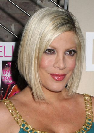 Tori Spelling marzy o Beverly Hills 90210