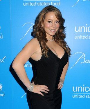 Mariah Carey i jej pokaźne udka