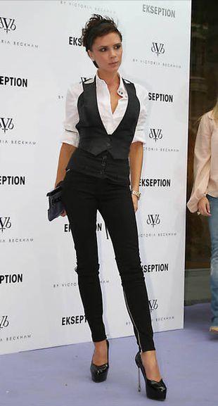 Victoria Beckham: Boli, ale będę nosić obcasy