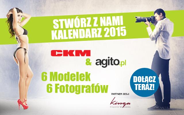 CKM szuka modelek i fotografów!