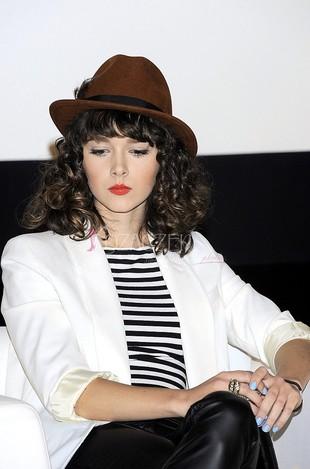 Monika Brodka jak zwykle stylowa (FOTO)