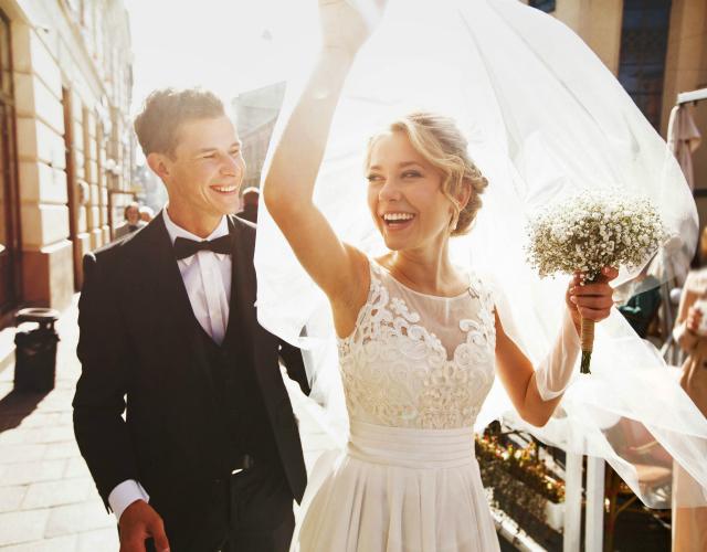 Ślub w Warszawie, czyli jak zarobki wpływają na budżet weselny