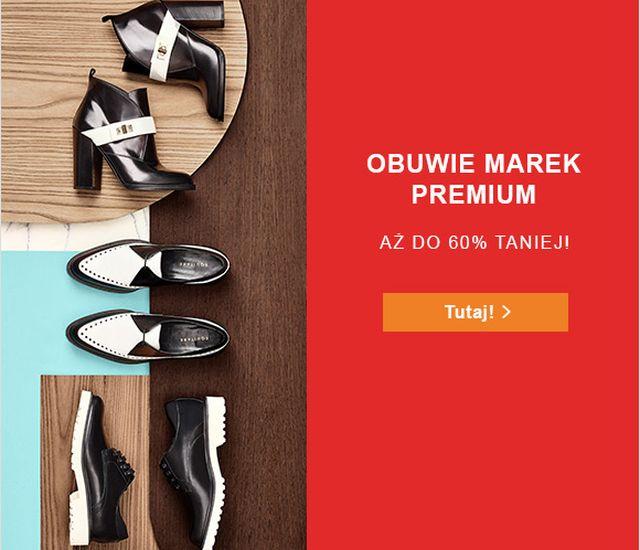 Buty marek premium w Zalando do 60% taniej!