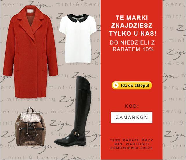 Nowe promocje w Zalando!