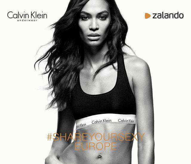 Joan Smalls twarzą nowej kampanii Zalando!