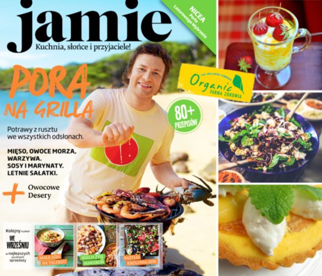 Jamie gotuje w Polsce!