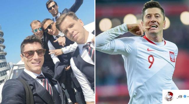 Polscy piłkarze są już w Rosji! Robert Lewandowski zagrzewa do walki