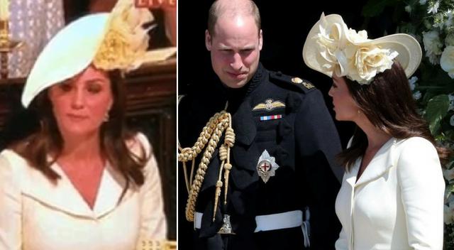 Kate Middleton Wykonała Okropny Gest Na ślubie Meghan I Księcia