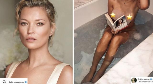20-letnia siostra Kate Moss opublikowała NAGIE zdjęcie w wannie!