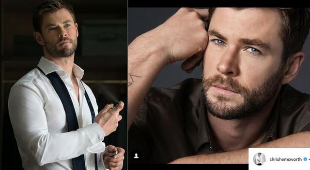 Chris Hemsworth przeszedł METAMORFOZĘ. Fanki są przerażone!