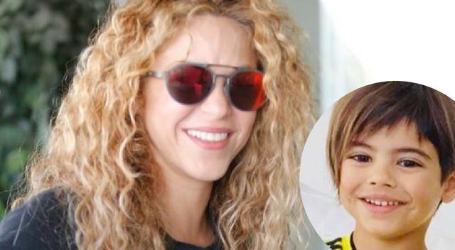 Shakira pokazała swoich SYNÓW. Są do niej bardzo podobni!
