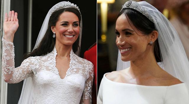 Kate Middleton Czy Meghan Markle Która Panna Młoda Wyglądała Lepiej