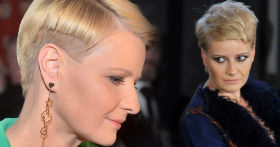 Małgorzata Kożuchowska Nie Zagra Już W Drugiej Szansie