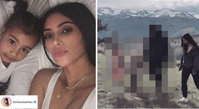 Kim Kardashian TAK rodzinnie spędza weekend!