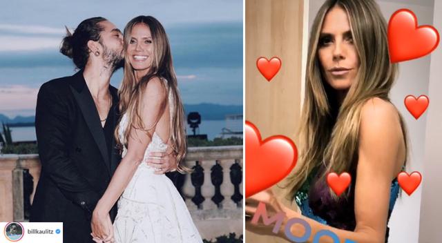 Heidi Klum i młodszy o 16 lat chłopak OFICJALNIE potwierdzili związek!