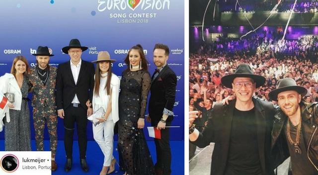 Eurowizja 2018 – Gromee i Lukas Meijer robią SHOW!