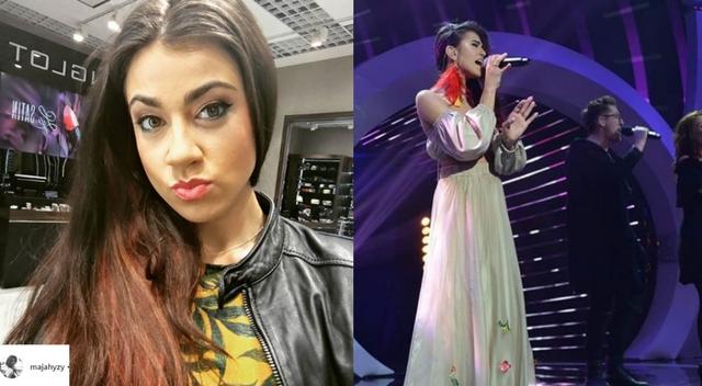 Porażka Mai Hyży na Eurowizji. Dodała swój komentarz