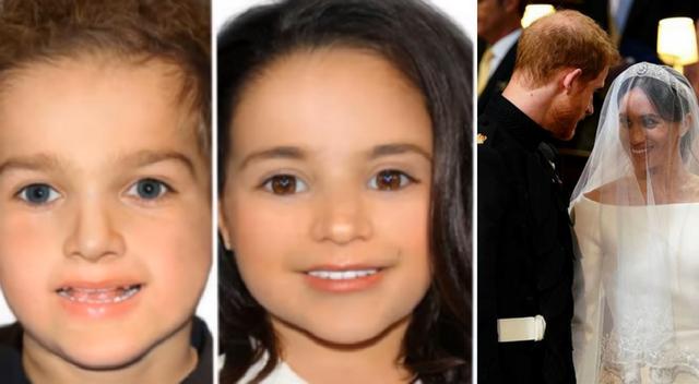 TAK będą wyglądały dzieci Meghan Markle i księcia Harry'ego!