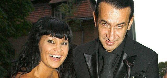 Mąż Iwony Pavlović był na ślubie bez syna i... córki!