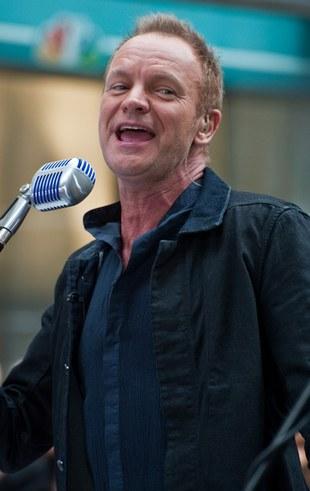 Sting skończył 60 lat (FOTO+VIDEO)
