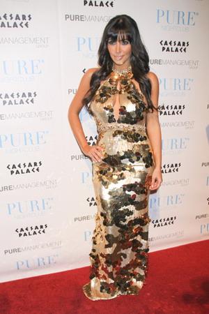 Kim Kardashian z mamusią na zakupach