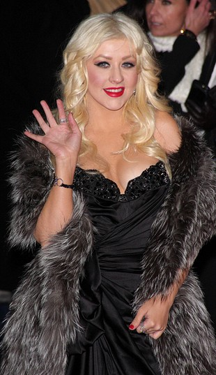 Christina Aguilera aresztowana!