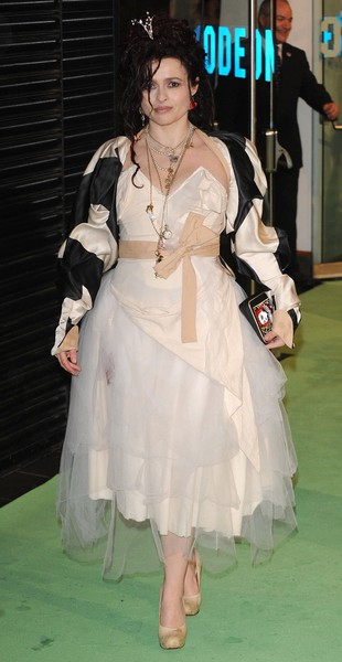 Helena Bonham-Carter pokazała, jakie ma żółte zęby (FOTO)
