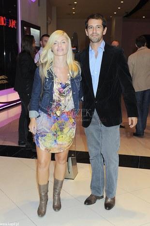 Ewa Szabatin z chłopakiem na premierze (FOTO)