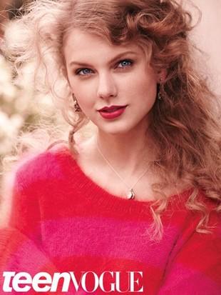 Taylor Swift w sierpniowym Teen Vogue (FOTO)