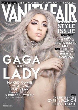 Lady Gaga: kokaina od święta, na co dzień kawa