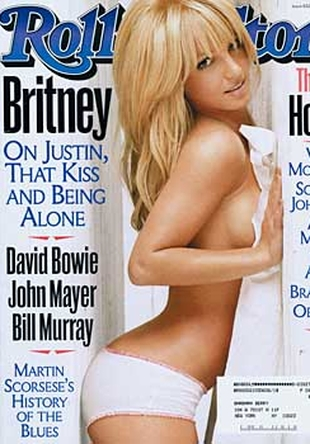 Ojciec Britney Spears każe jej zakładać biustonosz