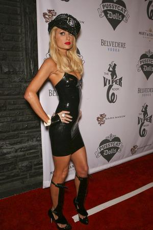 Paris Hilton na luzie