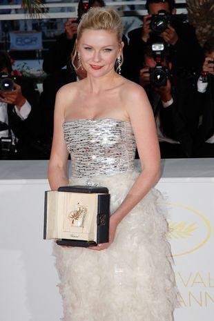 Kirsten Dunst – triumfatorka festiwalu w Cannes (FOTO)