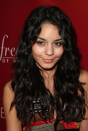 Vanessa Hudgens w High School Musical 3