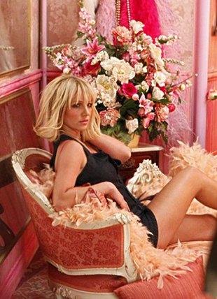 Britney Spears szykuje się do nagiej sesji