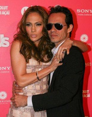 Spłoszona Jennifer Lopez (FOTO)