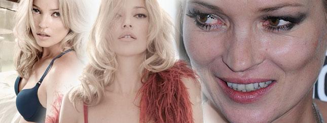 Kate Moss tak przecież nie wygląda! (FOTO)
